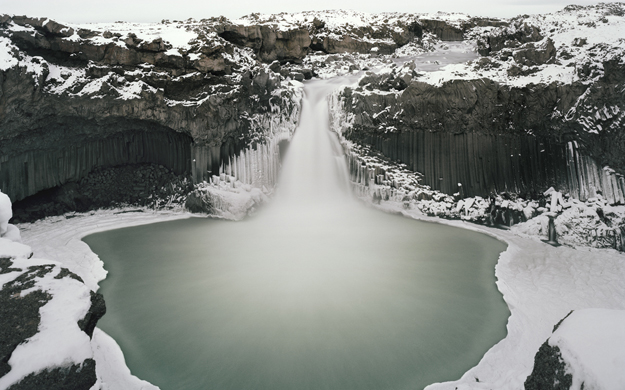 Aldeyjarfoss - Michael Hall