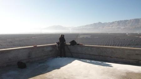 Solar in Gansu