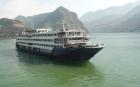 River cruise on the Yangtze